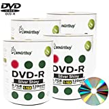 Smart Buy 400 Pack Dvd-r 4.7gb 16x Shiny Silver Blank Data Video Movie Recordable Media Disc 400 Disc 400pk