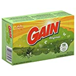 Gain Fabric Softener Sheets, Original, 120 sheets