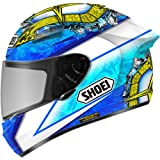 Shoei Bautista X-Twelve Sports Bike Racing Motorcycle Helmet - TC-2 / Large