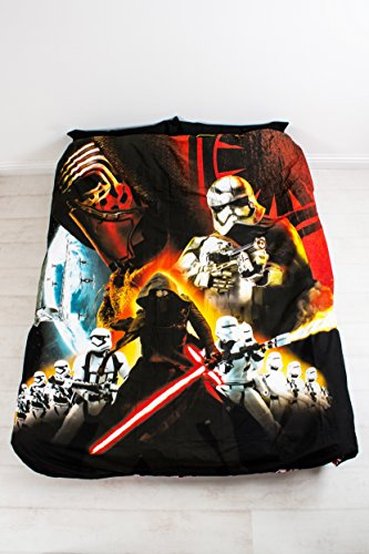 Star Wars, Set di biancheria per letto matrimoniale, motivo: Star Wars