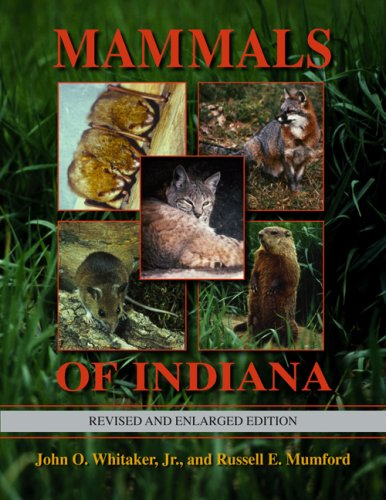 Mammals of Indiana, Revised and Enlarged Edition (Indiana Natural Science)