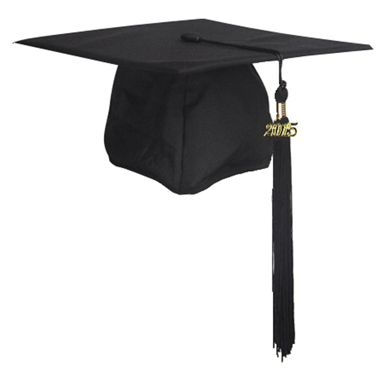 Black Graduation Tassel Graduation Cap With Tassel