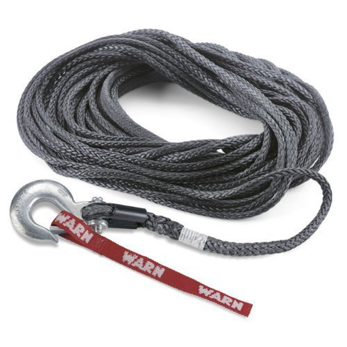 WARN 87915 Spydura Synthetic Winch Rope Kit