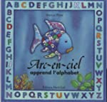 Arc-en-ciel apprend l'alphabet