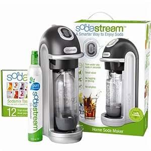 SodaStream 1018111016 Fizz Home Soda Maker, Black