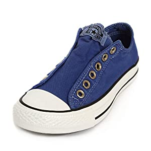 Converse Chuck Taylor All Star Slip Shoes - Radio Blue