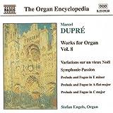 Marcel Dupré - Works For Organ Vol. 7