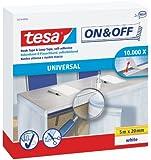 tesa On & Off Klettband, 5m x 20mm