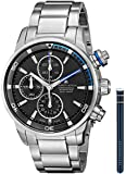 Maurice Lacroix Men's PT6008-SS002-331 Pontos Analog Display Swiss Automatic Silver Watch