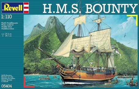 Revell H.M.S. Bounty (Cargo Ship Model compare prices)