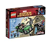 LEGO Super Heroes Spider-Cycle Chase 76004 by LEGO Superheroes