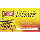 Covonia 30g Double Impact Lozenges Strong Original