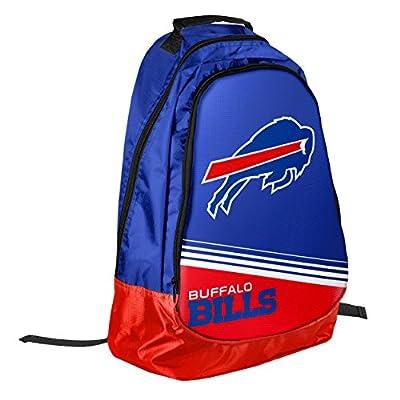 NFL Buffalo Bills 2015 Stripe Core Backpack, Blue