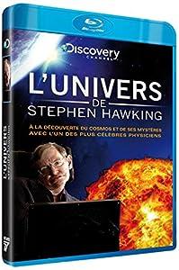 L' Univers de Stephen Hawking - Discovery Channel [Blu-ray]