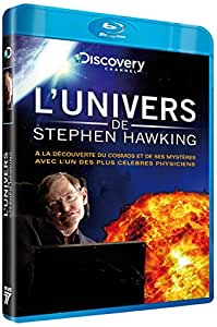 L' Univers de Stephen Hawking - Discovery Channel [Blu-ray]