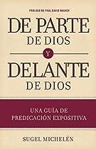 DELANTE DE DIOS Y DE PARTE DE DIOS SUGEL MICHELEN