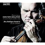 Graupner : Concertos, Ouvertures, Sonates. Ars Antiqua Austria, Letzbor.