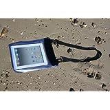 Boîtier étanche - étui - pochette pour Apple iPad 4 Retina Display - iPad 3 - iPad 2 - iPad - Tablet PC - Bleu