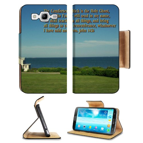 John Comforter Holy Father Teacher Samsung Galaxy Mega 5.8 I9150 Flip Case Stand Magnetic Cover Open Ports Customized Made To Order Support Ready Premium Deluxe Pu Leather 6 1/2 Inch (165Mm) X 3 2/5 Inch (87Mm) X 9/16 Inch (14Mm) Liil Mega Cover Professio