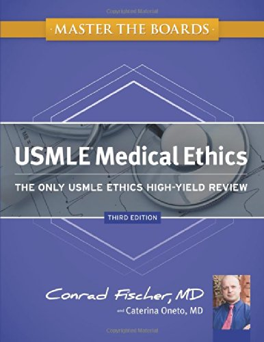 Master The Boards Usmle Medical Ethics: The Only Usmle Ethics High-Yield Review front-1006301