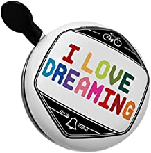 Bicycle Bell I Love DreamingColorful by NEONBLOND