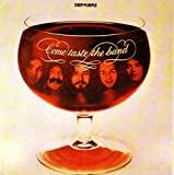 Deep Purple Album - Come Taste the Band (Front side)