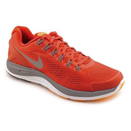 ingeniero Caballo carga  Nike Lunarglide 4 LAF Mens Size 9 Red Mesh Running Shoes UK 8 - vgrjsgsfeasf