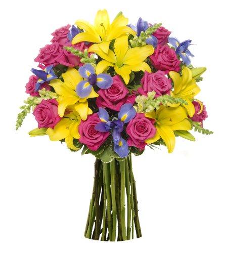 Benchmark Bouquets Joyful Wishes, No Vase