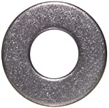 1/4 Bolt Size, Stainless Steel Flat Washers (100 Per Package)