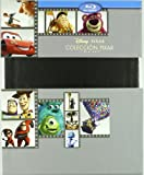 Spain-Pixar Pack Bd 11 Titles [Blu-ray]