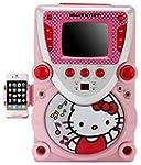 Hello Kitty 68109 CD Karaoke System w...