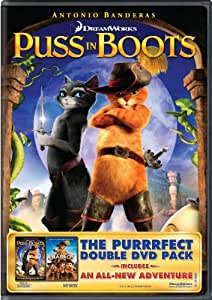 Puss in Boots / The Three Diablos (Two-Disc Double DVD Pack)