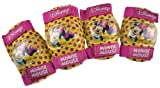 Disney Minnie Mouse Set of 2 Knee And Elbow Protectors - Ideal For Bikes