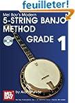 Mel Bay's Modern 5-String Banjo Metho...