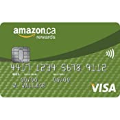 Amazon.ca Rewards Visa Card from Chase: Amazon.ca: financial-product
