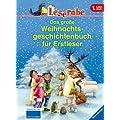 Leserabe - Sonderausgaben: Das gro�e Weihnachtsgeschichtenbuch f�r Erstleser