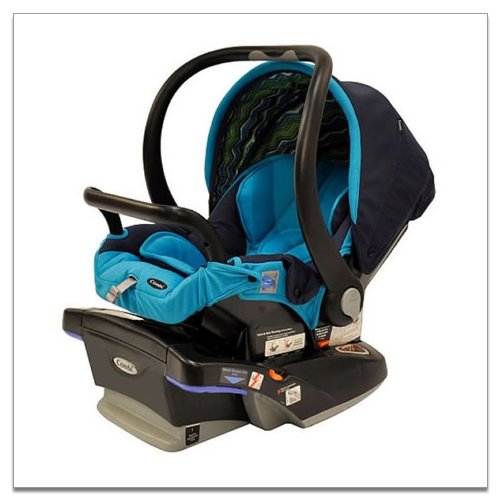 Combi Car Seat Shuttle - 2011 - Lagoon back-741840