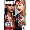 1-Yr Teen Vogue Magazine Subscription