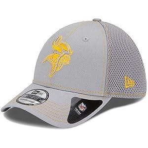 NFL Minnesota Vikings Flex Fit Cap by New Era