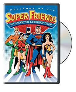 Challenge of the Superfriends (Sous-titres franais)