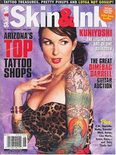 Skin and Ink Magazine