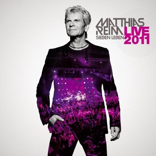 Matthias Reim - Sieben Leben: Live 2011 By Matthias Reim (2011-06-10) - Zortam Music
