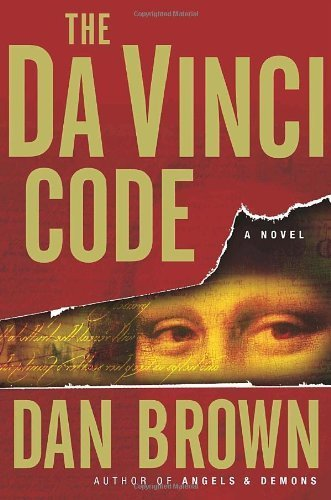 The Da Vinci Code 1St (First) Edition By Brown, Dan Published By Doubleday (2003) front-843592