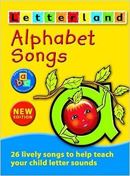Alphabet Songs Letterland 9781862092341 Amazon Books