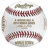 Rawlings 2014 Official World Series Champion Baseball with Logo of World Champion San Francisco Giants