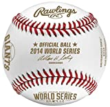 Rawlings 2014 Official World Series Champion Baseball with Logo of World Champion San Francisco Giants