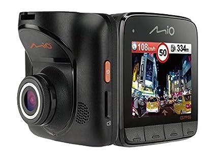 Mio MiVue 538 Deluxe GPS Full-HD Fahrzeug-Videorecorder Dash-Cam Radarwarner