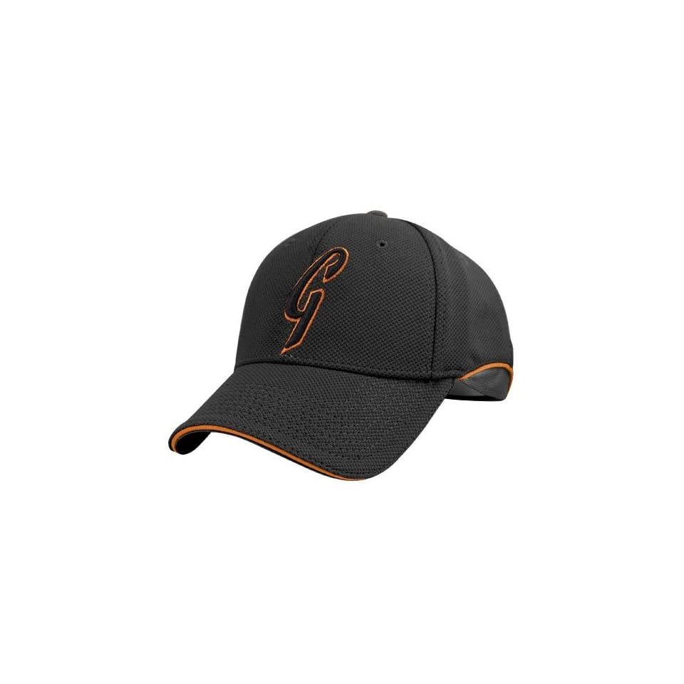 New Era San Francisco Giants Black Authentic Batting Practice 39Thirty Hat