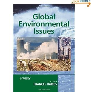 Global Environmental Issues (Paperback)