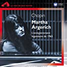 Martha Argerich : L'enregistrement l�gendaire de 1965